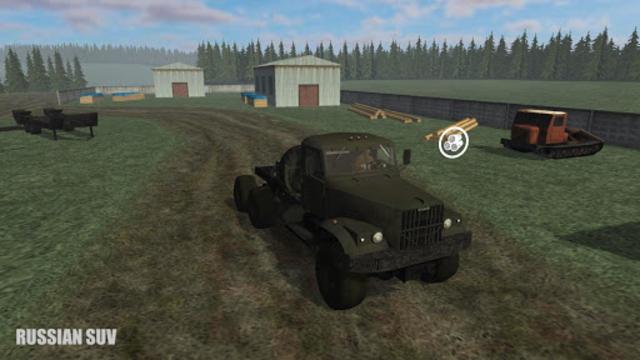 Russian SUV screenshot 1