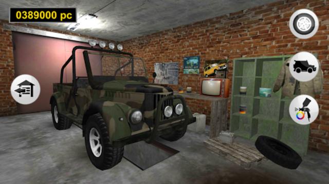 Russian SUV screenshot 3