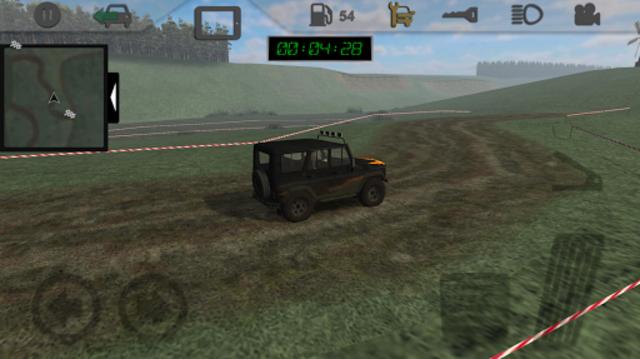 Russian SUV screenshot 2