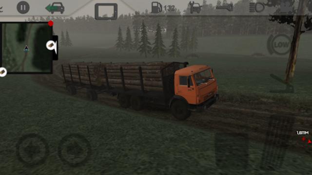 Russian SUV screenshot 4