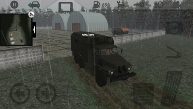 Russian SUV screenshot 5