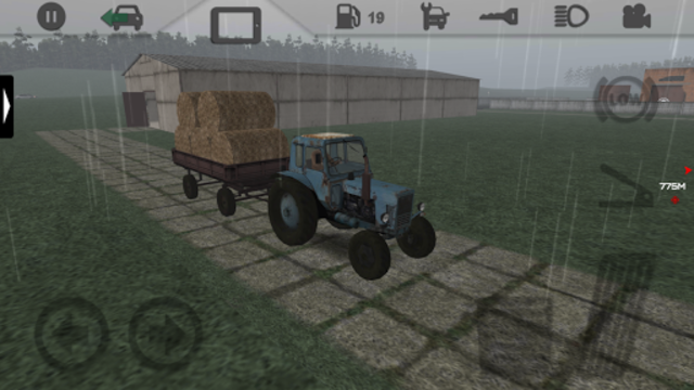 Russian SUV screenshot 6