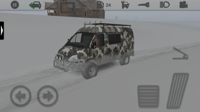 Russian SUV screenshot 7