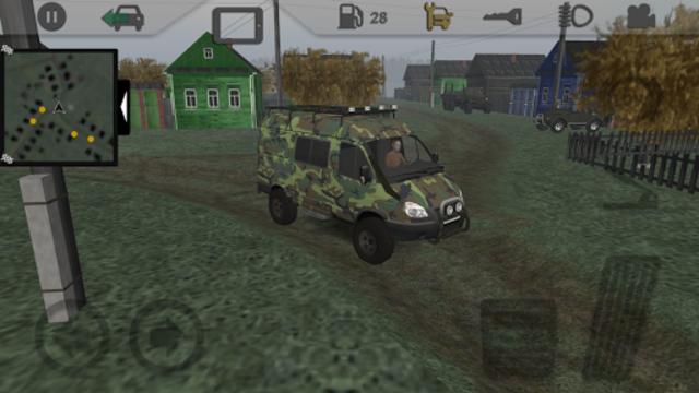Russian SUV screenshot 9