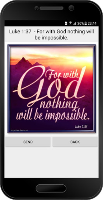 Bible Quotes and Verses with Images screenshot 2