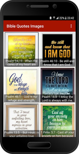Bible Quotes and Verses with Images screenshot 4