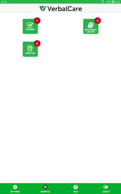 VC: VerbalCare screenshot 7