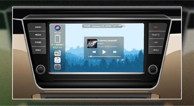 CarPlay Apple for Android Carplay Navigation Tips screenshot 3