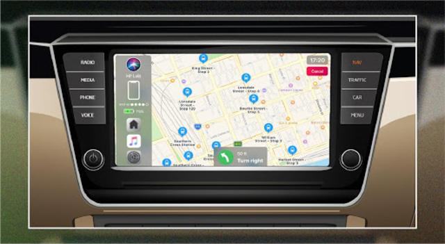 CarPlay Apple for Android Carplay Navigation Tips screenshot 4