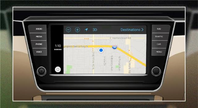 CarPlay Apple for Android Carplay Navigation Tips screenshot 5