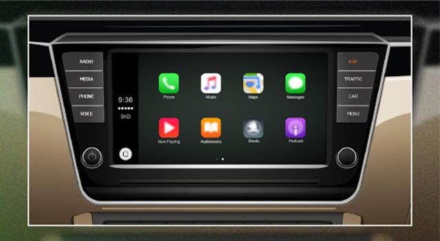 CarPlay Apple for Android Carplay Navigation Tips screenshot 6
