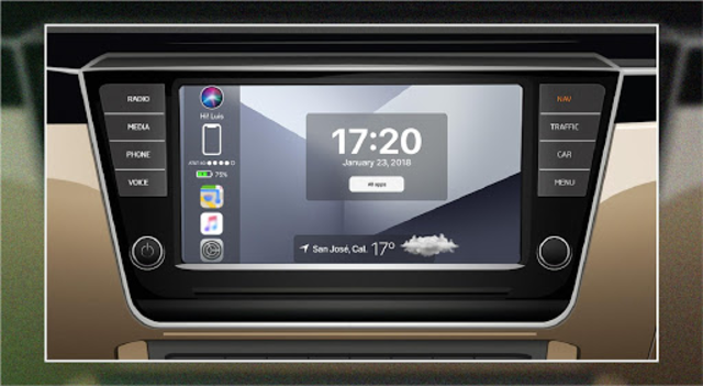 CarPlay Apple for Android Carplay Navigation Tips screenshot 14