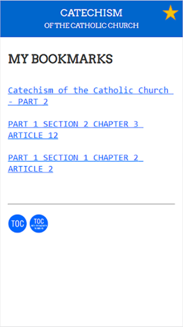 Catechism of The Catholic Church Book (Free) screenshot 1