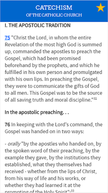 Catechism of The Catholic Church Book (Free) screenshot 3