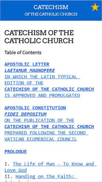 Catechism of The Catholic Church Book (Free) screenshot 5