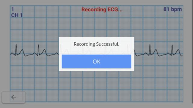GEMS Universal ECG screenshot 4