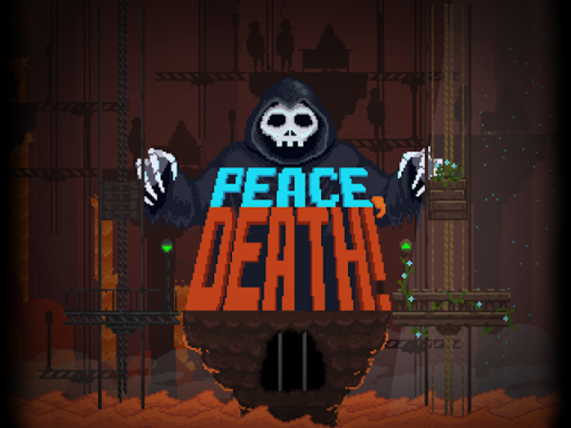 Peace, Death! screenshot 11