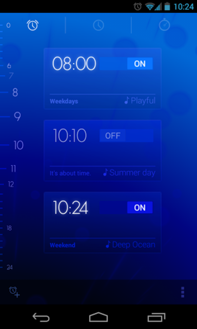 Timely Alarm Clock screenshot 2