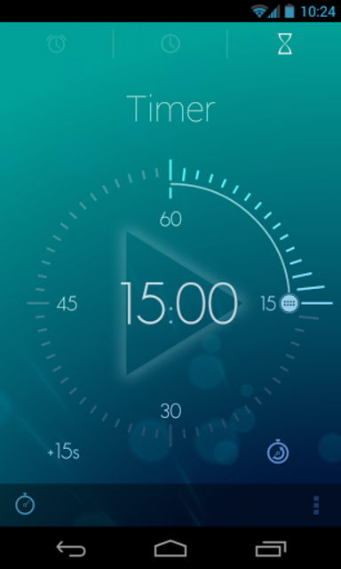 Timely Alarm Clock screenshot 3