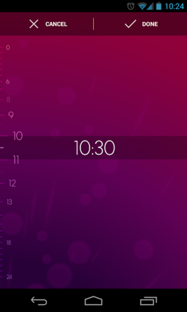 Timely Alarm Clock screenshot 4