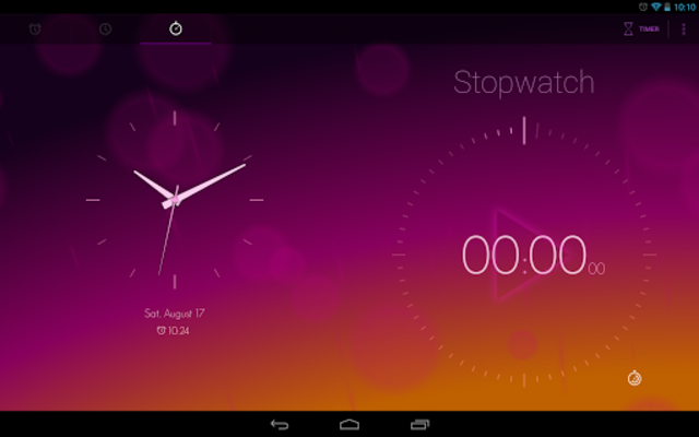 Timely Alarm Clock screenshot 10