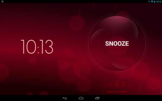 Timely Alarm Clock screenshot 12