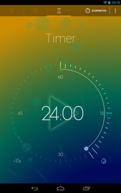 Timely Alarm Clock screenshot 16