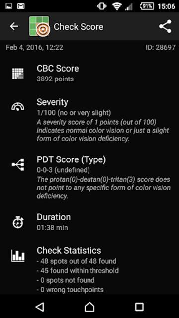 Color Blind Check screenshot 4