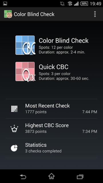 Color Blind Check screenshot 1