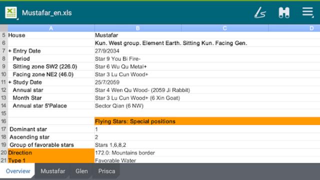 My Feng Shui Companion screenshot 6