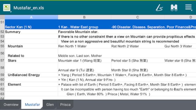 My Feng Shui Companion screenshot 7