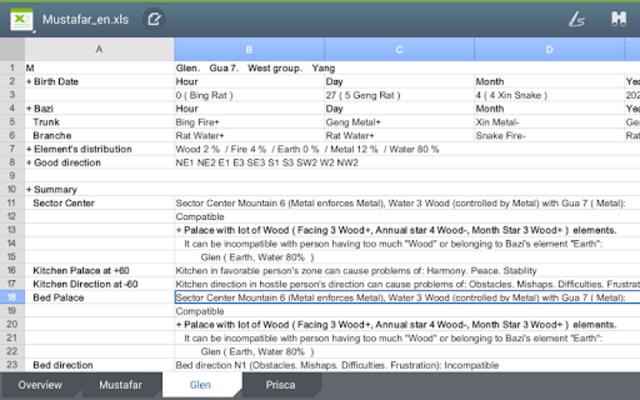 My Feng Shui Companion screenshot 14