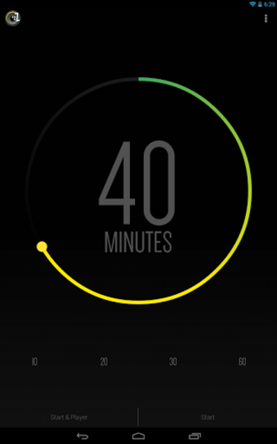 Sleep Timer (Turn music off) screenshot 10