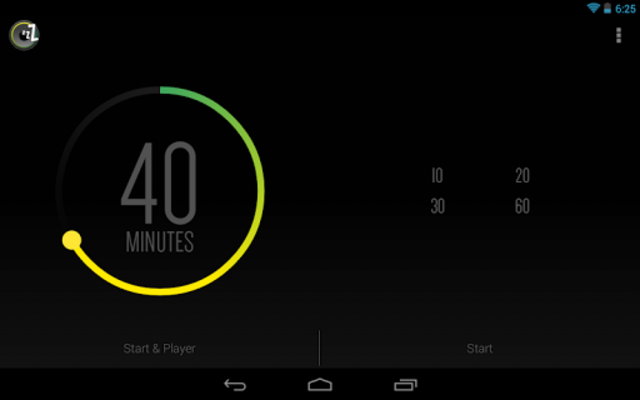 Sleep Timer (Turn music off) screenshot 13