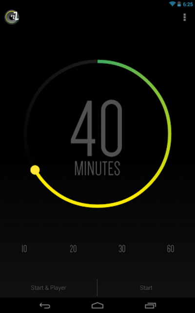 Sleep Timer (Turn music off) screenshot 14