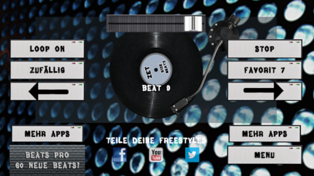 BEATS 2 XL Freestyle Riddims screenshot 8