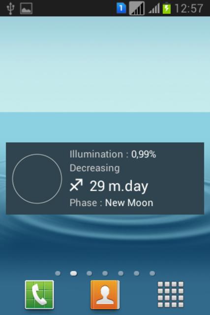 Moon Organizer screenshot 8