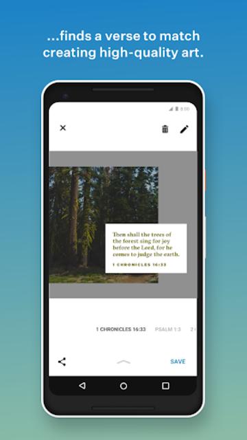 YouVersion Bible Lens: Bible Verse Photo Editor screenshot 3