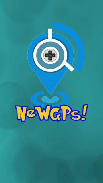 NewGPS! Joystick screenshot 1