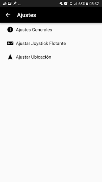 NewGPS! Joystick screenshot 5