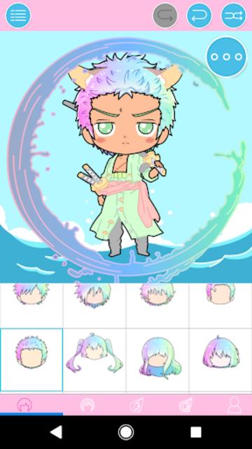 Pastel Chibi Maker: Make Your Own Pastel Chibi screenshot 3