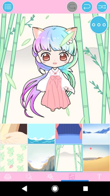 Pastel Chibi Maker: Make Your Own Pastel Chibi screenshot 5