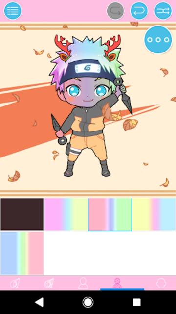 Pastel Chibi Maker: Make Your Own Pastel Chibi screenshot 9