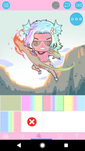 Pastel Chibi Maker: Make Your Own Pastel Chibi screenshot 10