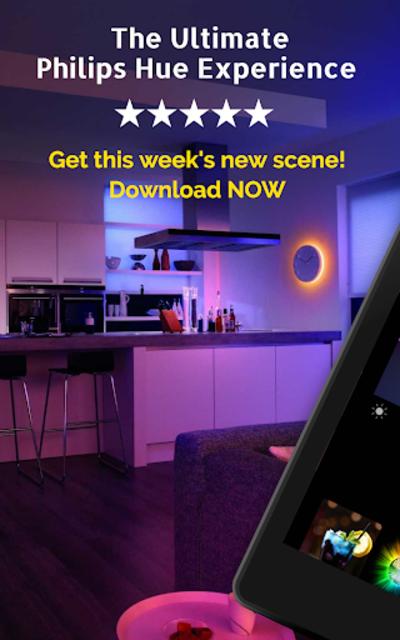 Lighter for Philips Hue Lights : Best Light Scenes screenshot 13