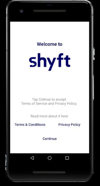 Shyft Moving screenshot 1