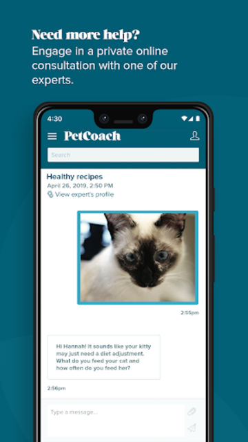 PetCoach - Ask a vet for free screenshot 3