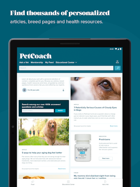 PetCoach - Ask a vet for free screenshot 6