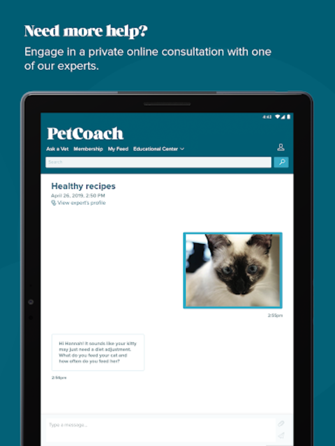 PetCoach - Ask a vet for free screenshot 13