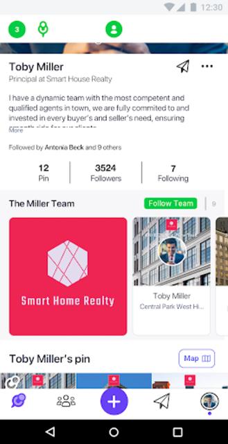 Real Estate Messenger screenshot 6